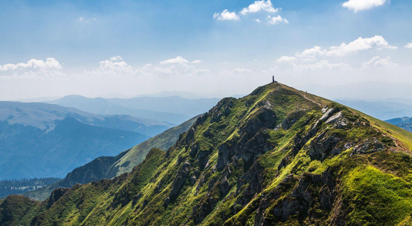 Гора Піп Іван Мармароський, Карпати, гори