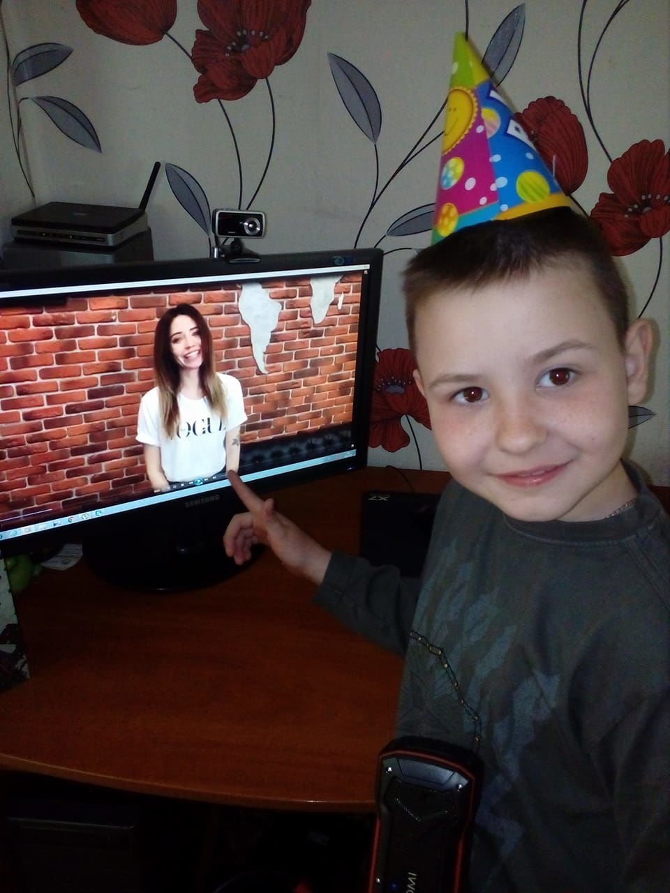 Дорофєєва привітала Дмитрика Калюжного_2