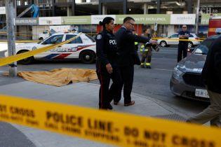 Полиция Канады избегает называть трагедию в Торонто терактом
