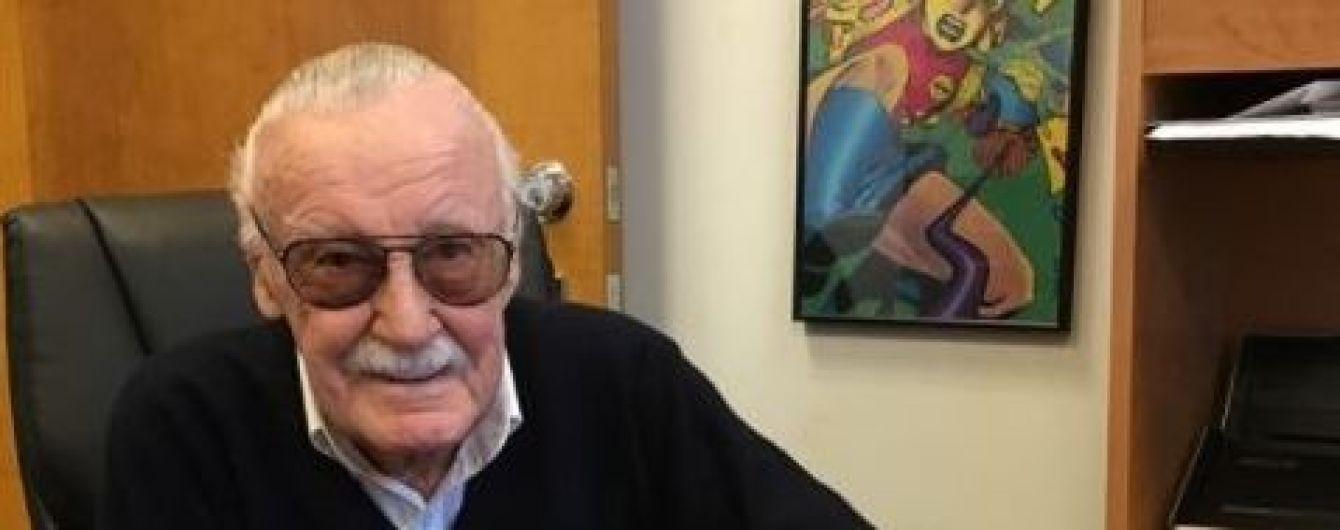 95-річного творця коміксів MARVEL звинуватили у сексуальних домаганнях