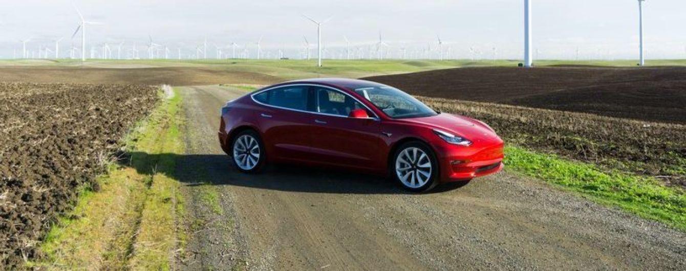 Tesla выпустила видеоролики технических подробностей Model 3