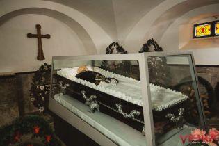 Украинская технология бальзамирования Пирогова оказалась лучше российской обработки мумии Ленина