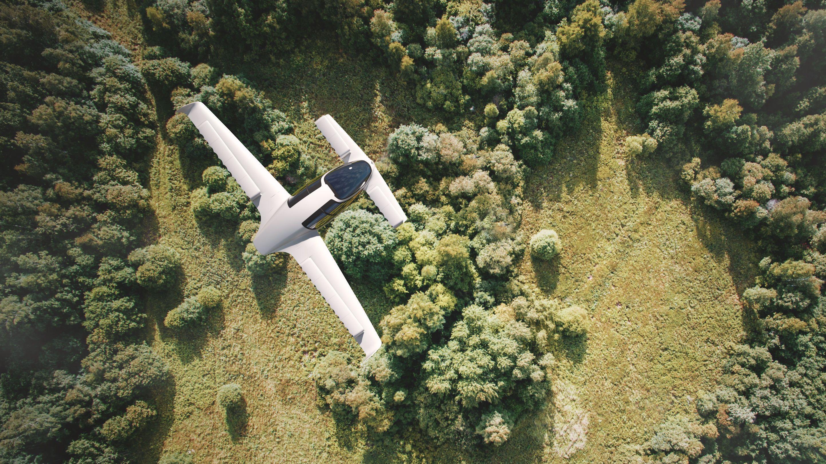 летающее такси, Lilium Jet