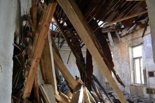 """В Одессе обрушилась крыша дома, где Гоголь работал над """"Мертвыми душами"""""""