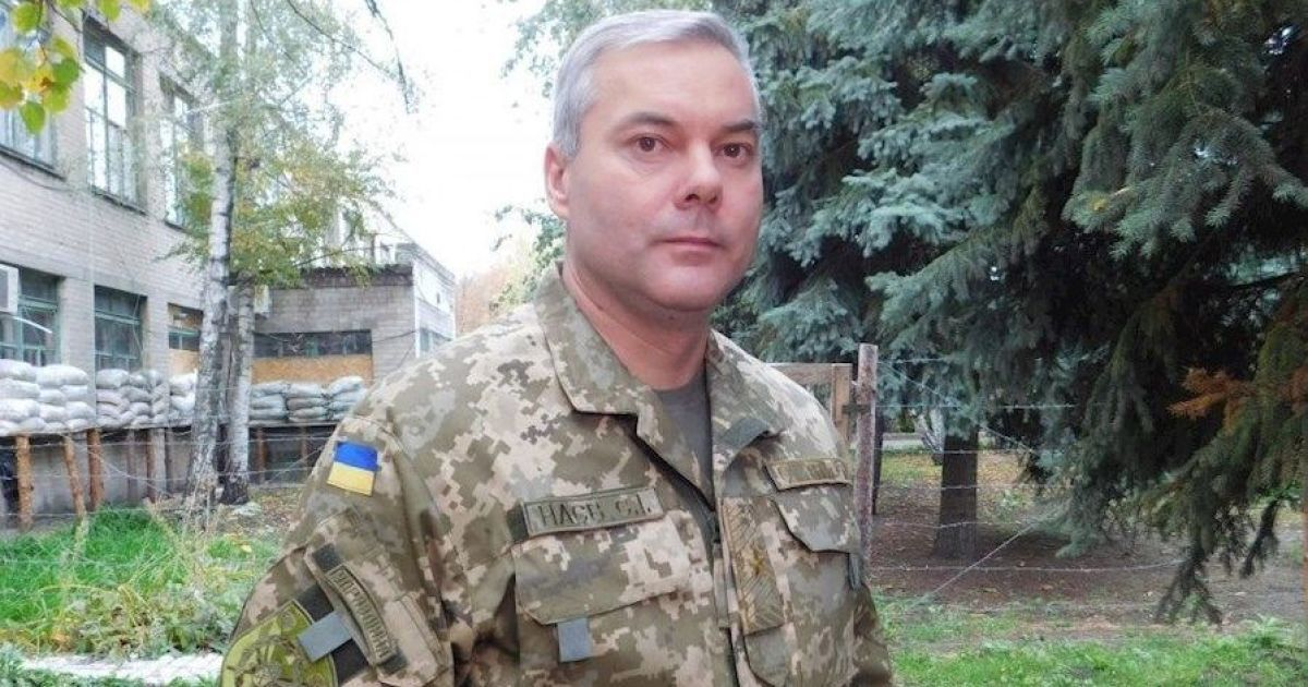 Українська армія за період ООС відвоювала 20 кв км території на Донбасі – Наєв