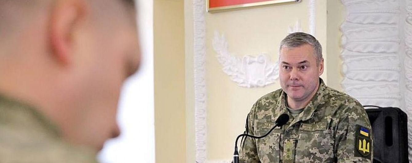 Вдоль азовского побережья созданы группировки противодесантной обороны – Наев