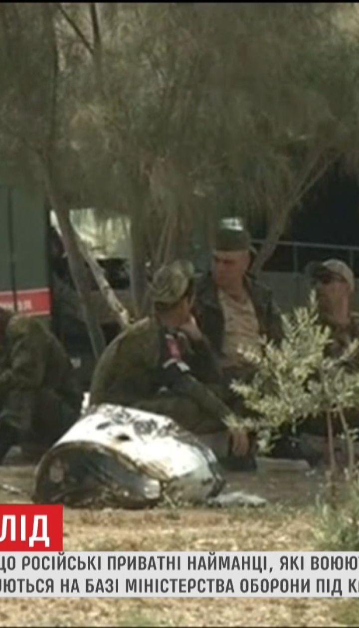 Частные бойцы, воюющие в Сирии на стороне войск Асада, дислоцируются на базе в Краснодарском крае