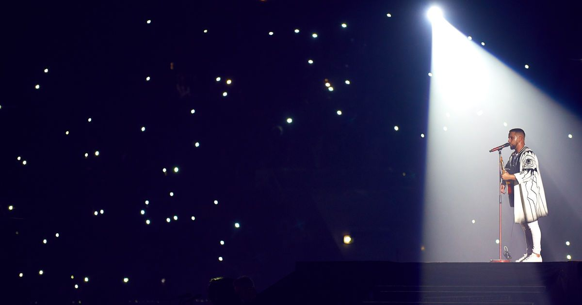 "Live Show MONATIK ""Vitamin D"" стало лучшим музичном концертом по версии ""Телетриумфа"""