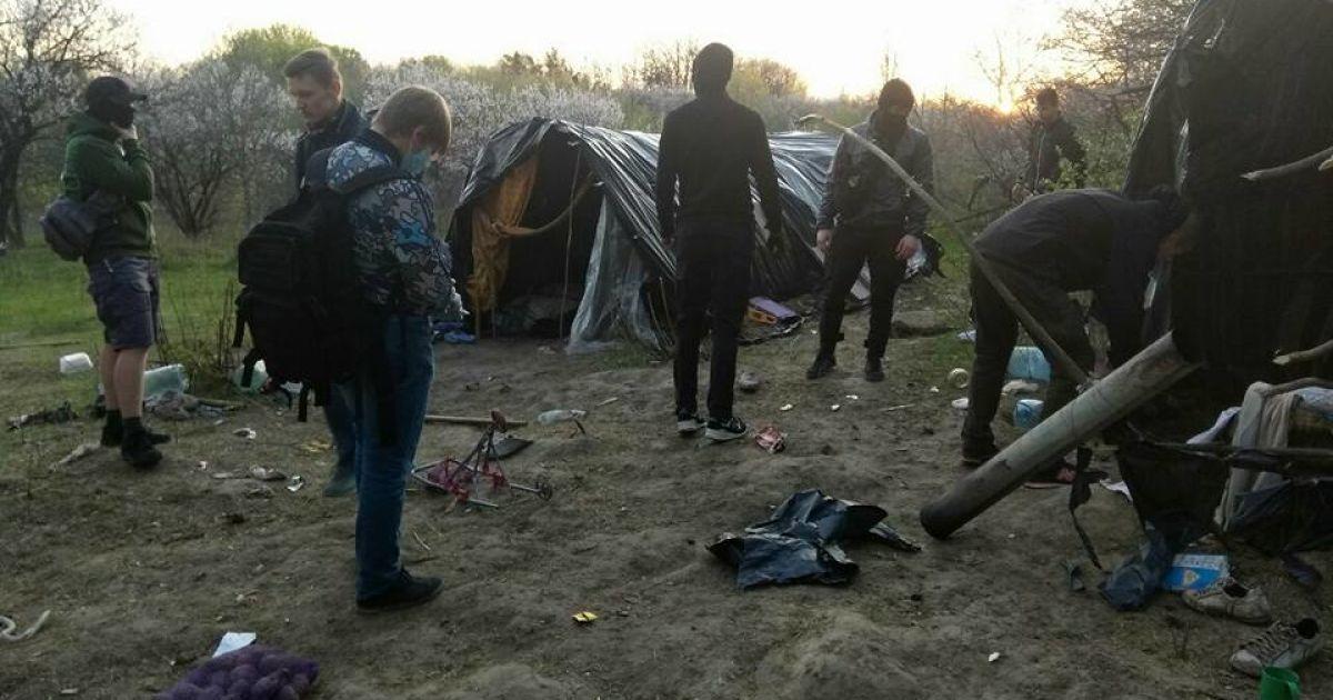 Поліція відкрила два кримінальні провадження після публікації відео розгону ромів на Лисій горі