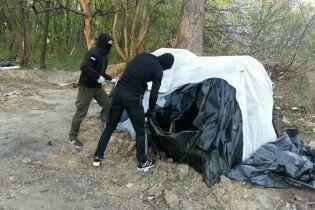 Антиромський погром. У Києві циганські табори розділили містян і правозахисників