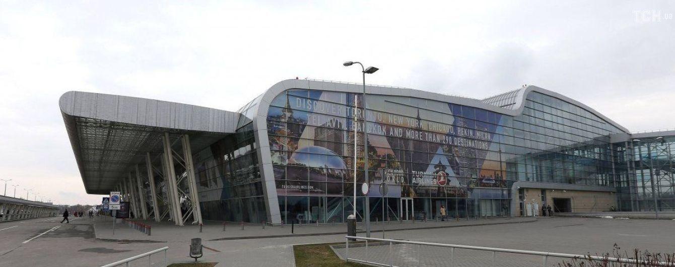 В аэропорту Львова больше чем на полсуток задерживается рейс в Барселону