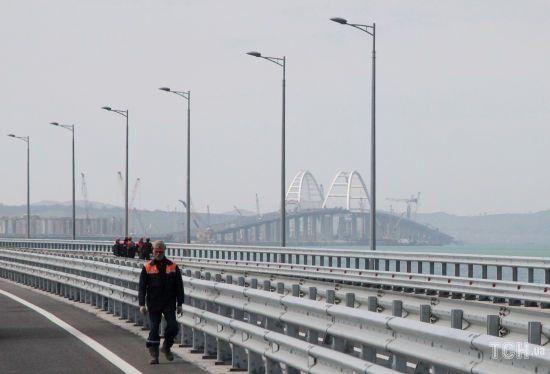 Комітет Парламентської асамблеї НАТО одноголосно засудив будівництво Керченського мосту Росією