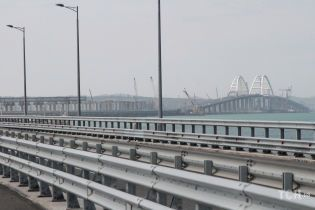 Великобритания ввела санкции в отношении компаний, которые строили мост к оккупированному Крыму