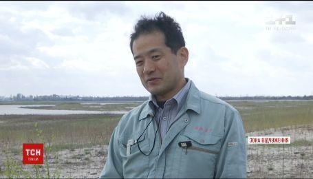 Японські вчені у Чорнобильській зоні намагаються дізнатись, як очистити території поблизу Фукусіми