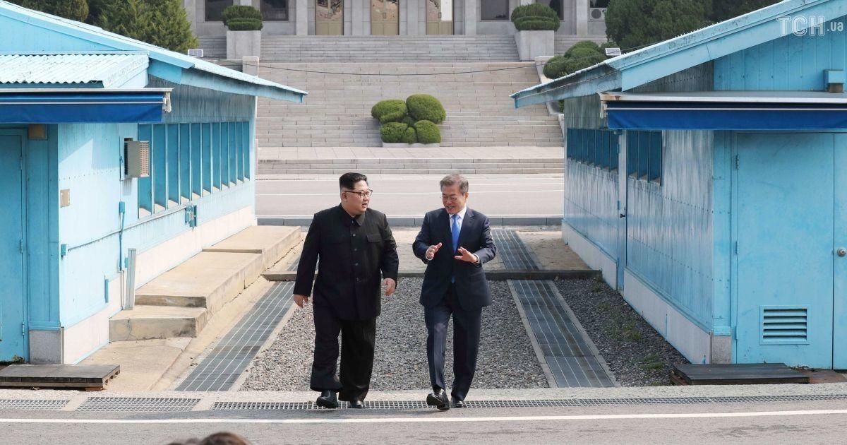 Исторический визит. Как Ким Чен Ын первым из лидеров КНДР пересек 38 параллель