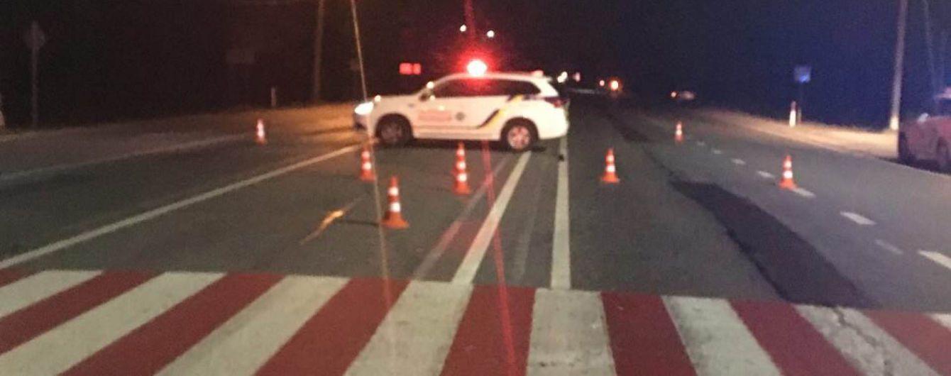 На Ровенщине пьяный водитель избил патрульного до черепно-мозговой травмы
