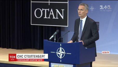 Украинский вопрос является одним из ключевых на саммите НАТО в Брюсселе