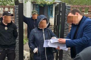 Бывшую главу военторга на Киевщине задержали за растрату 1,3 млн гривен