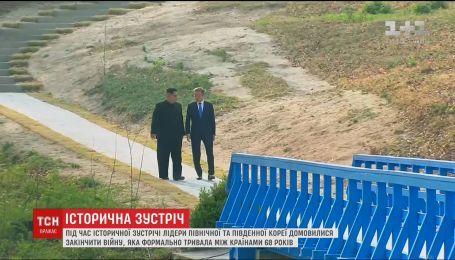 Історичний момент: що відомо про зустріч лідерів Північної і Південної Кореї
