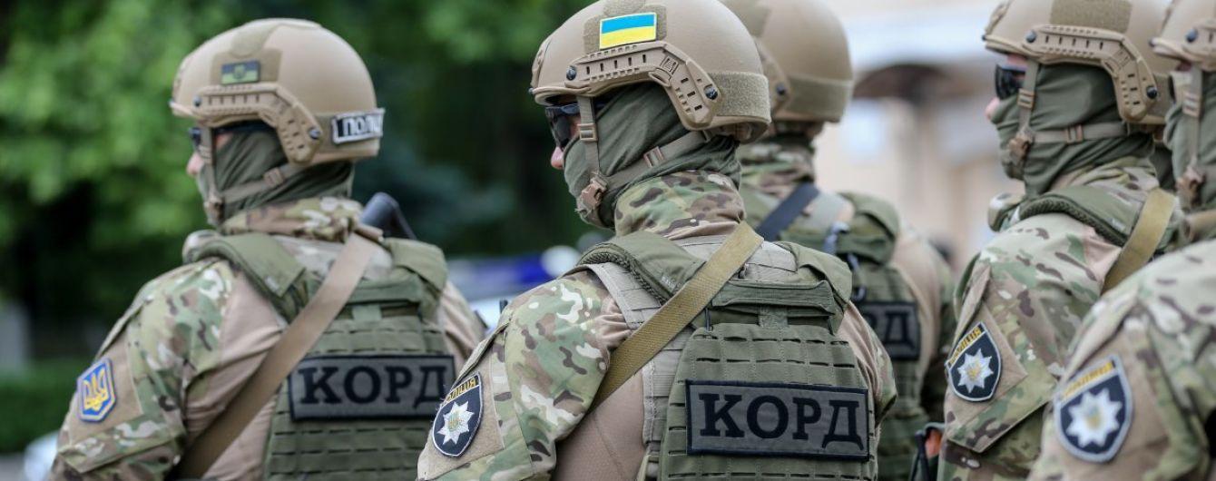 У столиці затримали підозрюваного в пограбуванні харківських інкасаторів