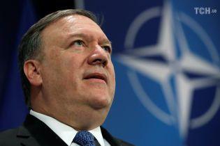 Помпео анонсировал комплексный ответ НАТО на агрессию РФ в Керченском проливе