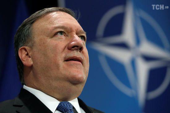 Помпео анонсував комплексну відповідь НАТО на агресію РФ у Керченській протоці