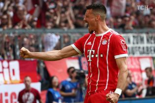"""Настройка на Мадрид. """"Бавария"""" одержала пятую подряд разгромную победу в Бундеслиге"""