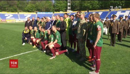В Україні стартував футбольний четвертий чемпіонат на Кубок героїв АТО