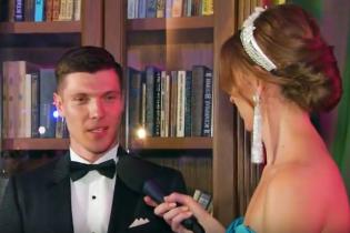 """Партнер Могилевської у """"Танцях з зірками"""" таємно одружився"""