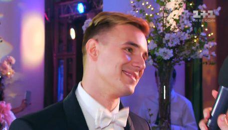 Певец Вадим Олейник дебютировал на Венском балу в Киеве
