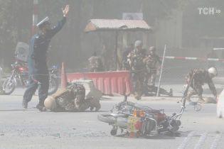 Внаслідок теракту у Кабулі загинули одразу дев'ятеро журналістів