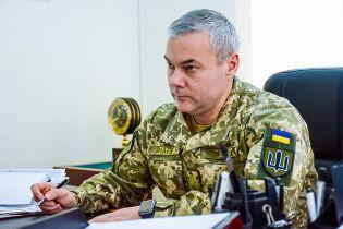 Склады боеприпасов в зоне ООС рассредоточили и засекретили – Наев