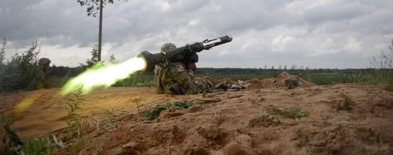 В СНБО заявили о распространении фейковго письма Турчинову об опасности Javelin