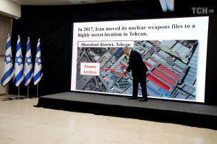 """""""Ми ніколи не були наївними"""". Британія та США підтримали заяви Ізраїлю щодо ядерної програми Ірану"""