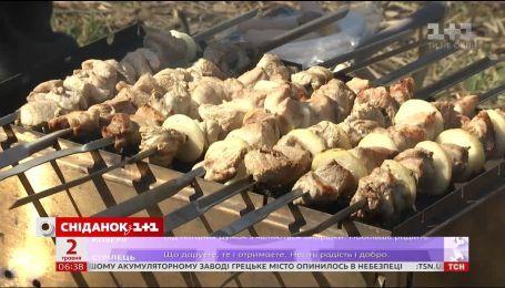 Готовы ли украинцы отказаться от канцерогенного шашлыка