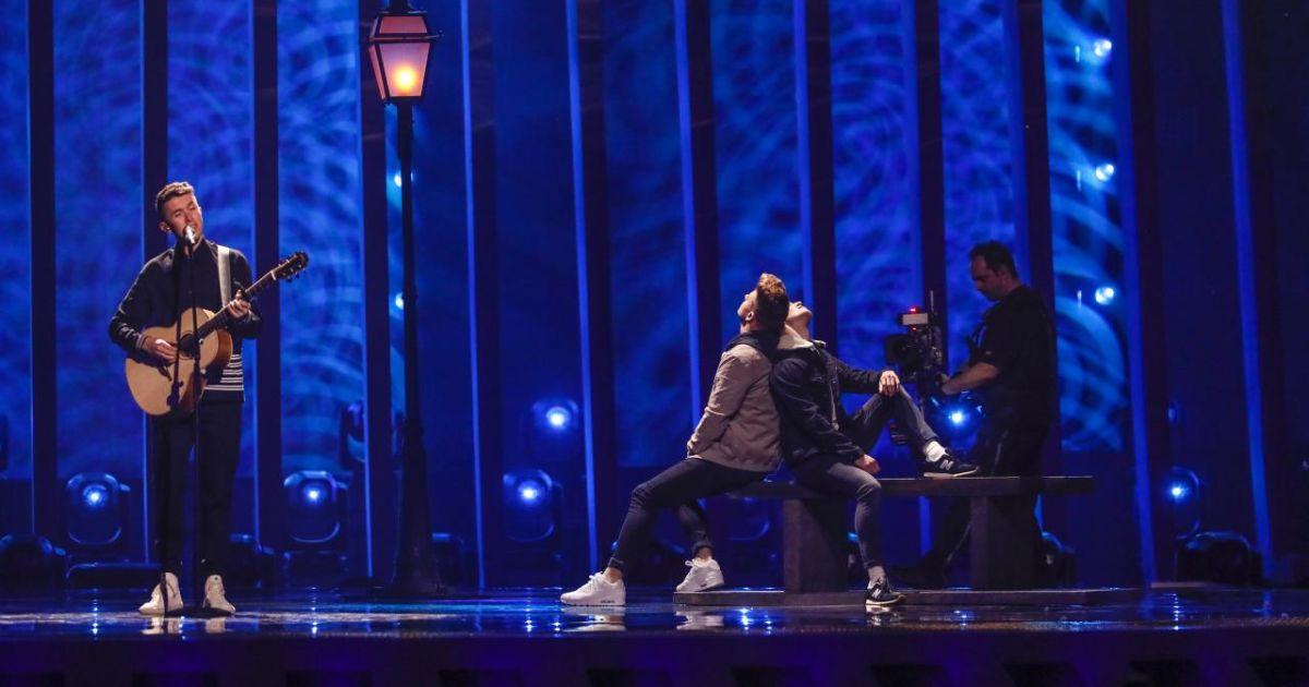 Участники от Ирландии @ vk.com/eurovision_ua