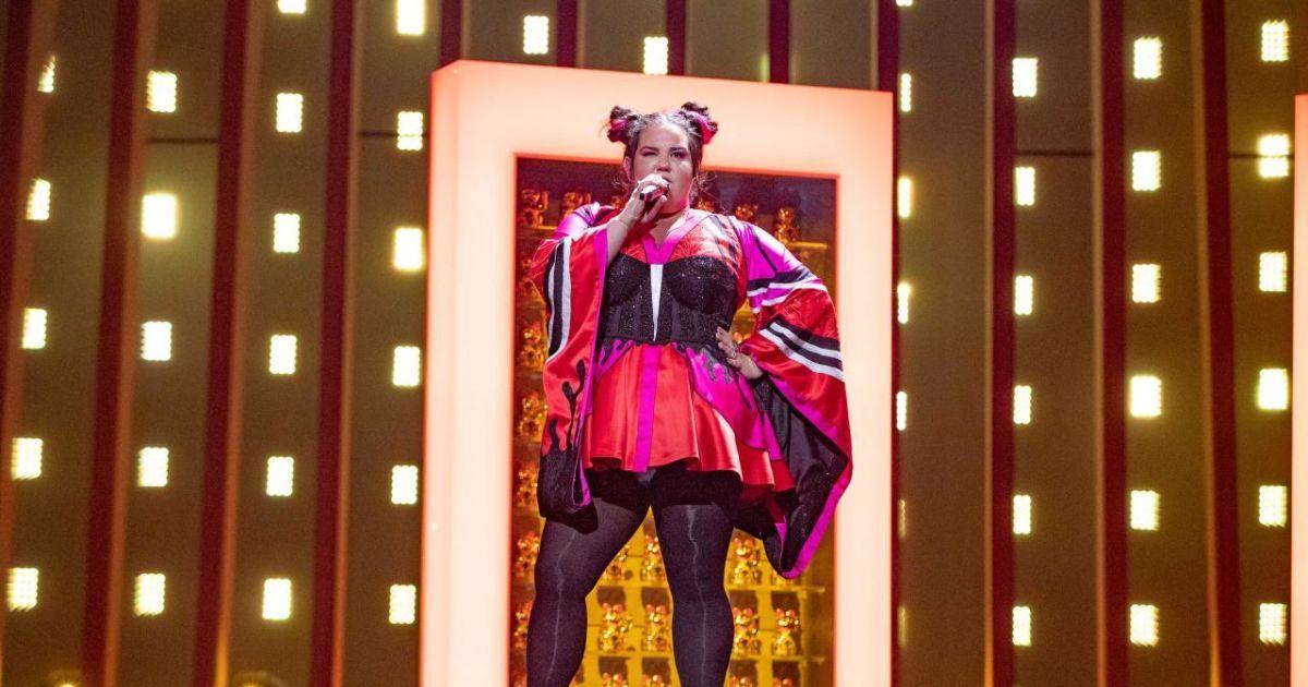 Участница от Израиля @ vk.com/eurovision_ua