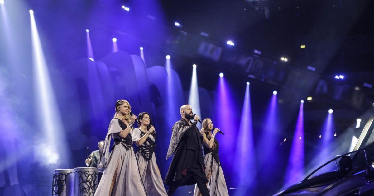 Участники от Сербии @ vk.com/eurovision_ua