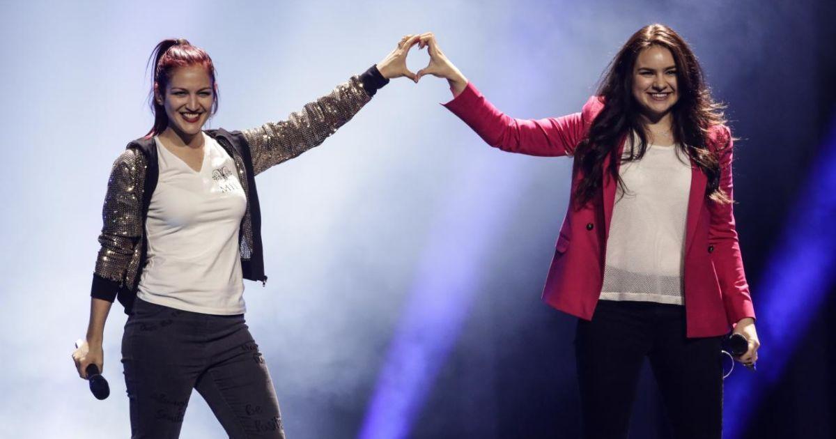 Участники от Сан-Марино @ vk.com/eurovision_ua