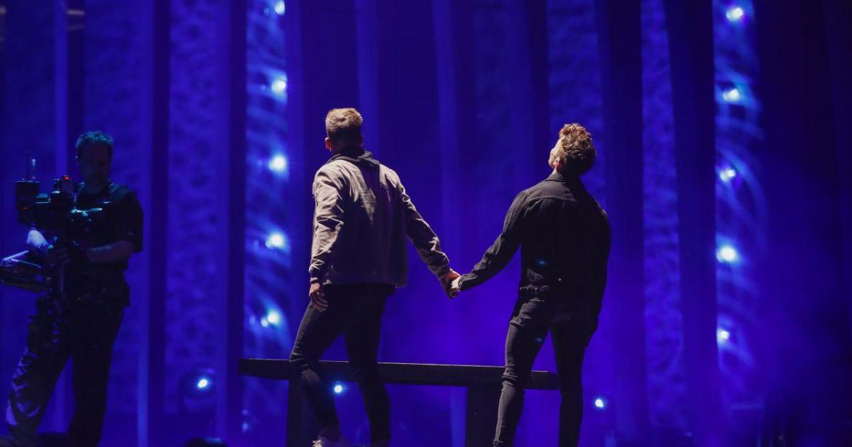 Номер от Ирландии @ vk.com/eurovision_ua