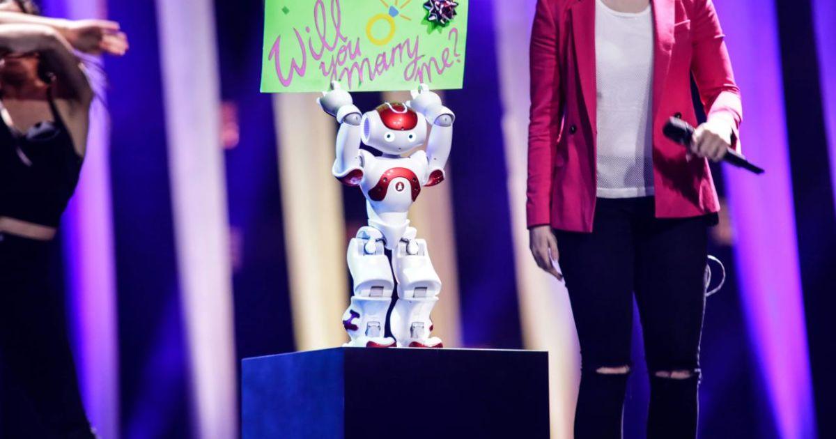 Номер от Сан-Марино @ vk.com/eurovision_ua