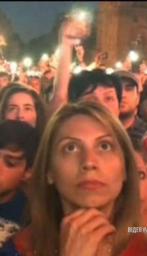 Вірмени вийшли на акцію непокори у Єревані