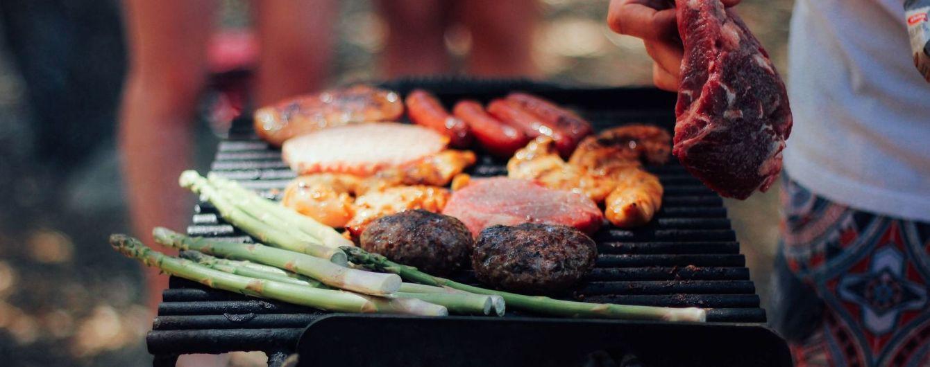 Які продукти брати на пікнік, якщо ви худнете