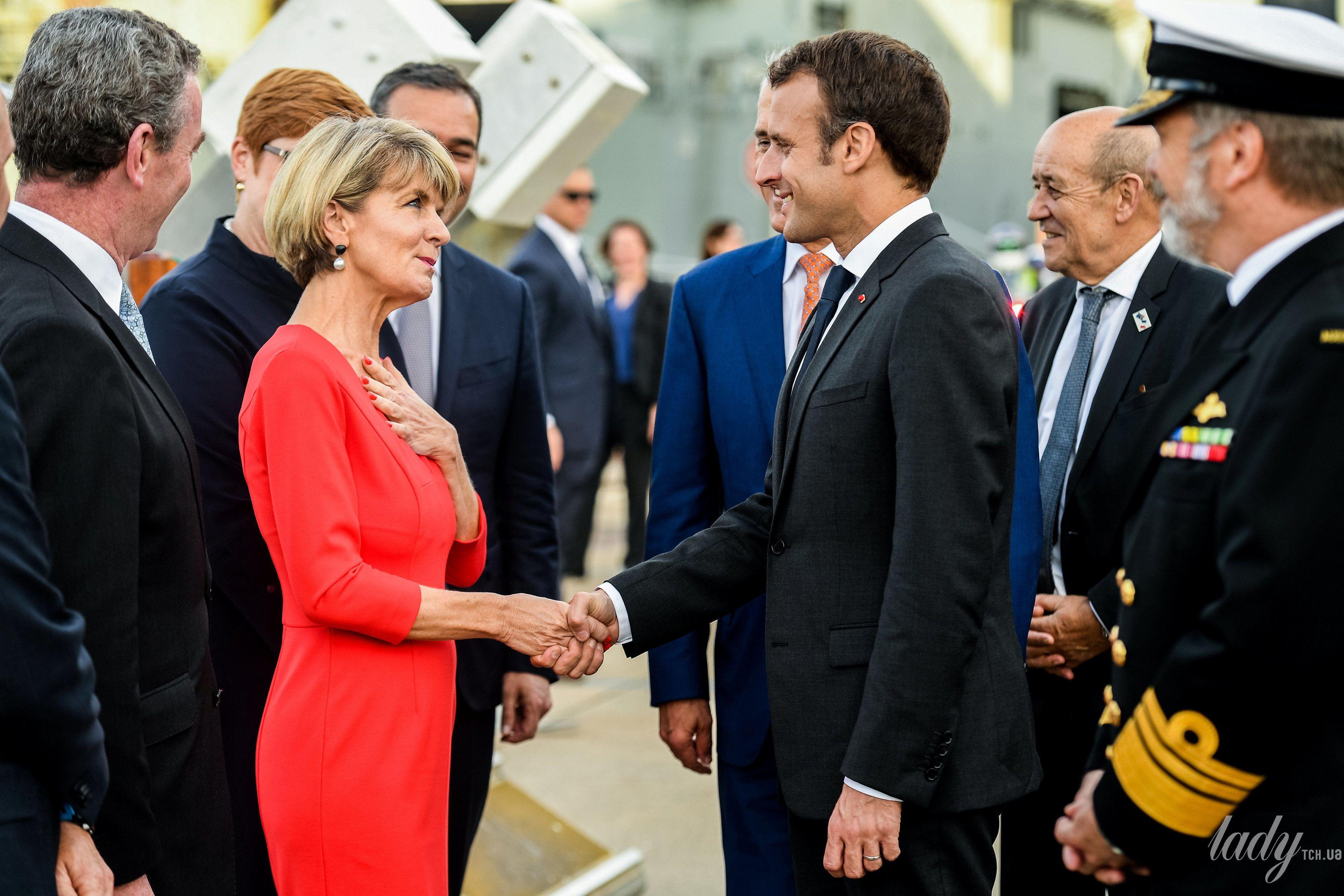Министр иностранных дел Австралии Джули Бишоп_3