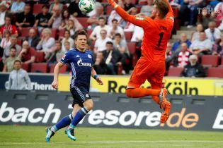 Коноплянка поднялся в рейтинге лучших игроков Бундеслиги