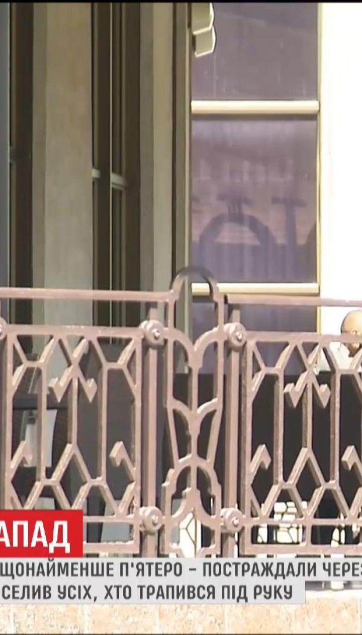 В Умани неуравновешенный мужчина по неизвестным причинам убил работницу отеля