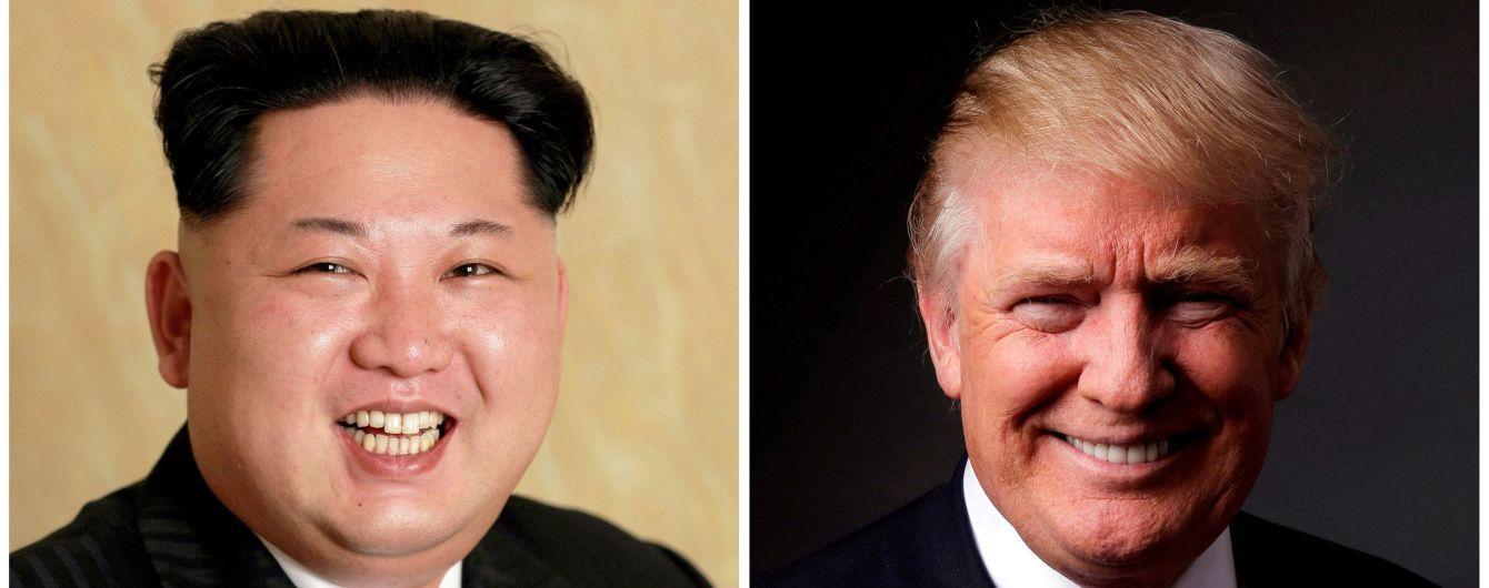 Трамп розповів, як проходять переговори щодо відновлення історичної зустрічі з Кім Чен Ином