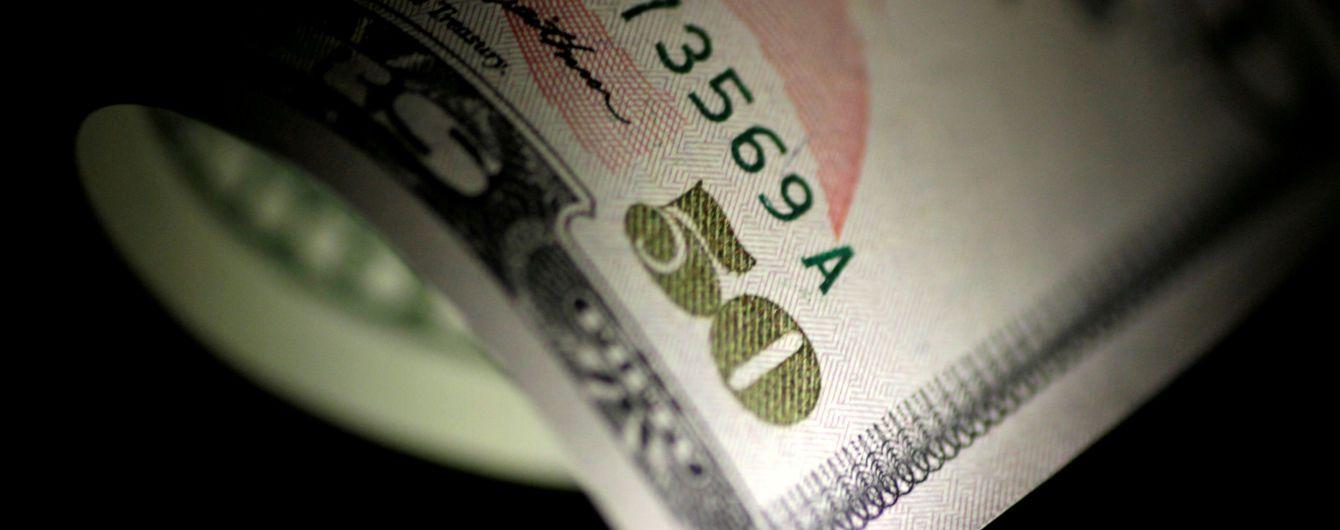 Основная валюта подорожала в курсах Нацбанка на четверг. Инфографика