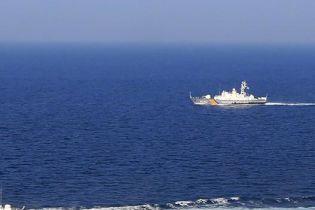 Біля Бердянська зник човен з двома чоловіками на борту