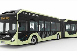 Компания Volvo запускает на дороги Швеции вместительные электробусы